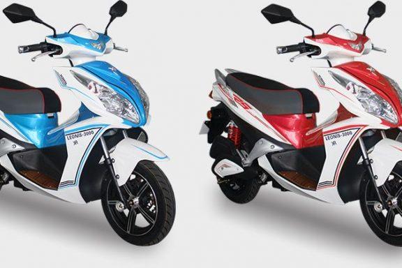 Kral Elektrikli Motosiklet KR22 LEONİS 4500