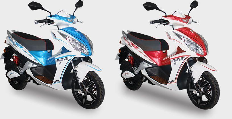 kral elektrikli motosiklet kr22 leonis 4500